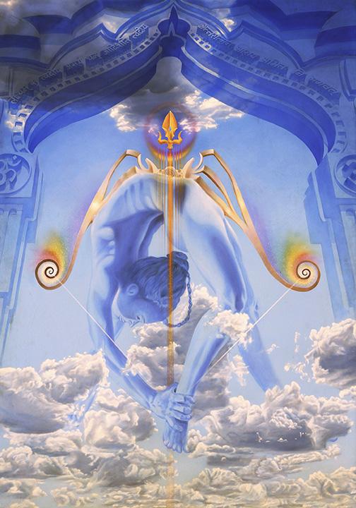 divine bow eric nez